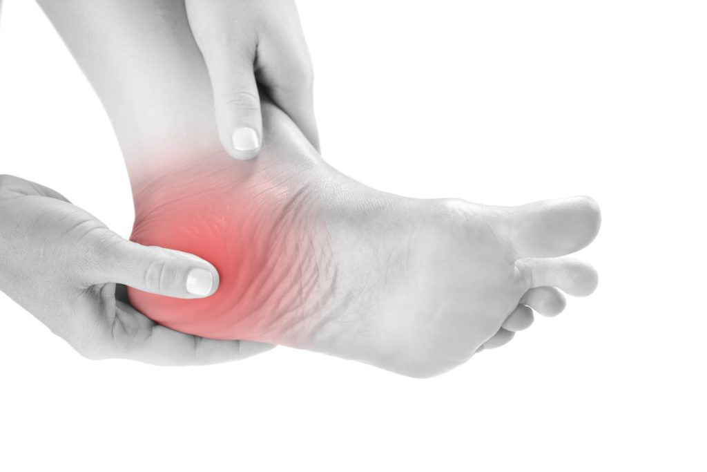 Ankle Pain Physio