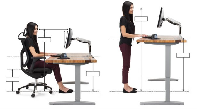 Ergonomics Total Physio Isa